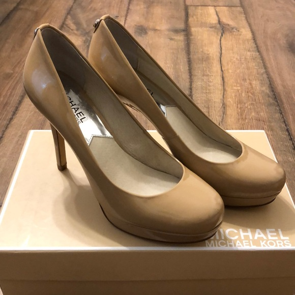 Michael Kors Shoes - Platform Heels by Michael Kors - NWOT